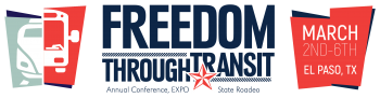 SWTA & TTA Freedom Through Transit Annual Conference, EXPO and Roadeo